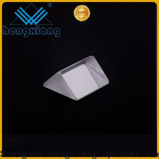 popular optical prism customized for light prism