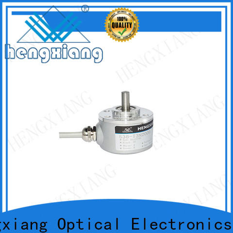 HENGXIANG excellent cheap high resolution encoder with good price for weapons systems