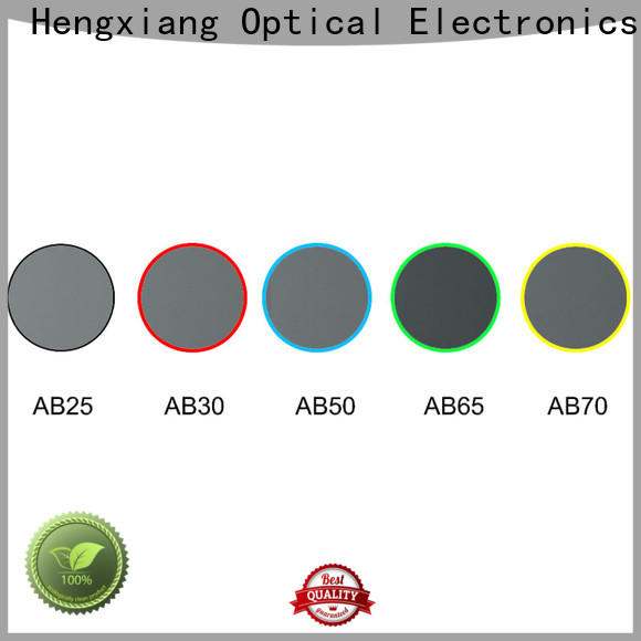 HENGXIANG color glass filter with good price for medical