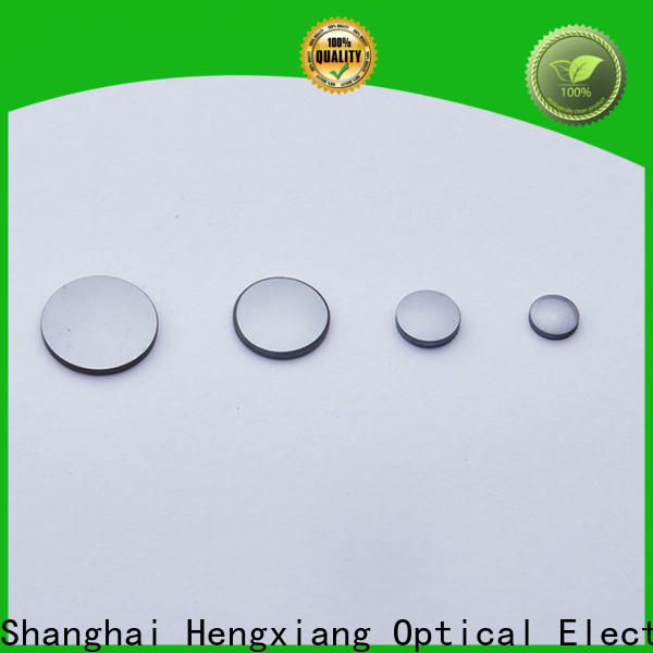 HENGXIANG high-quality silicon lenses supply for lasers