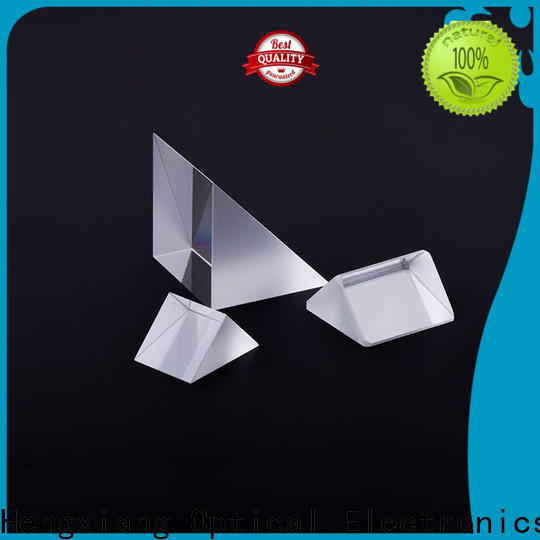 HENGXIANG optical prism supplier for rainbow