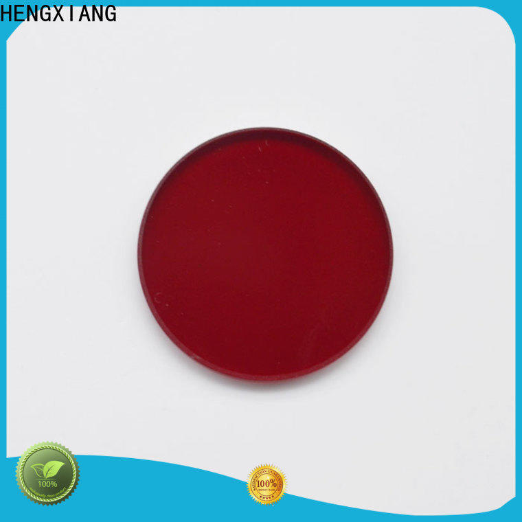 excellent glass color filters for lights with good price for optical instruments