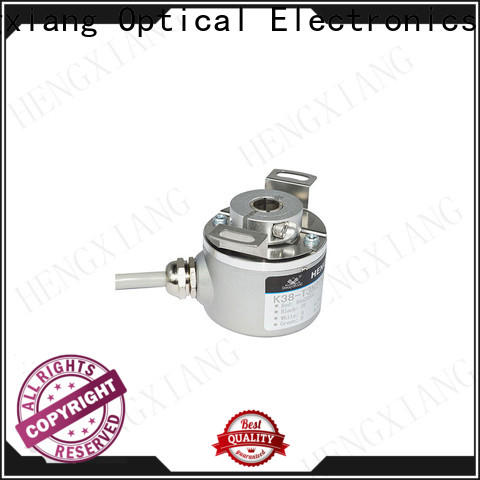 HENGXIANG high resolution optical rotary encoder wholesale for telescopes