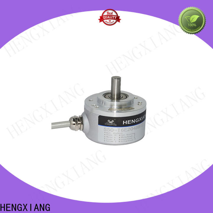 HENGXIANG high resolution optical encoder manufacturer for radar