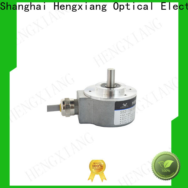 HENGXIANG professional cheap high resolution encoder manufacturer for weapons systems