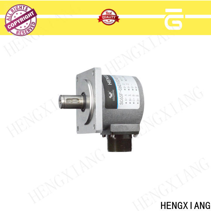HENGXIANG new high resolution optical rotary encoder factory direct supply for cameras