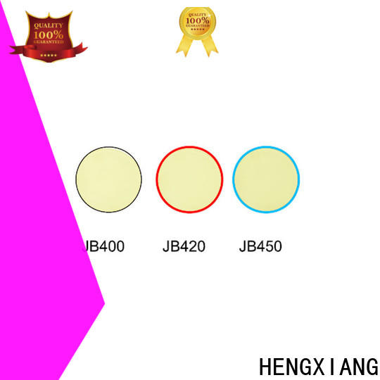 HENGXIANG precise colored glass filters directly sale for industrial