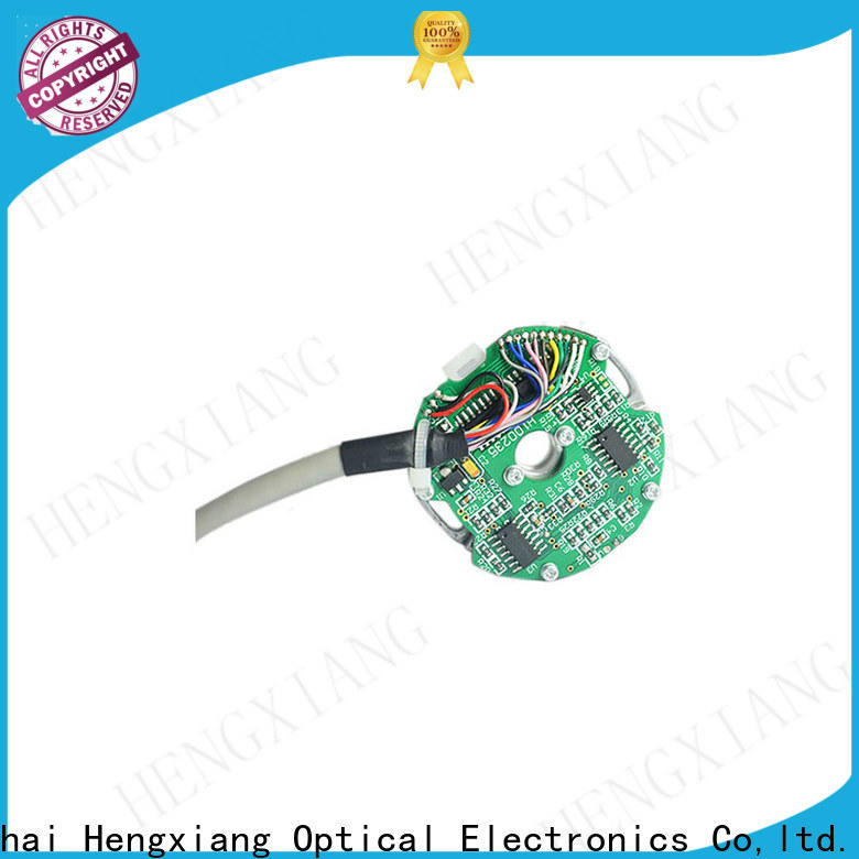 HENGXIANG ultra thin rotary encoder directly sale for mechanical systems