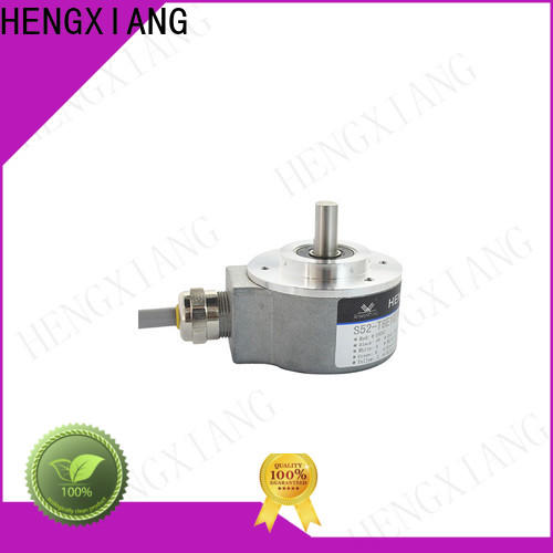 HENGXIANG high resolution optical rotary encoder manufacturer for telescopes