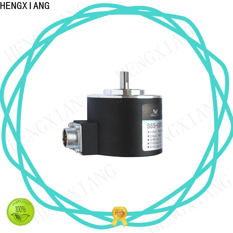 HENGXIANG excellent cheap high resolution encoder factory direct supply for cameras