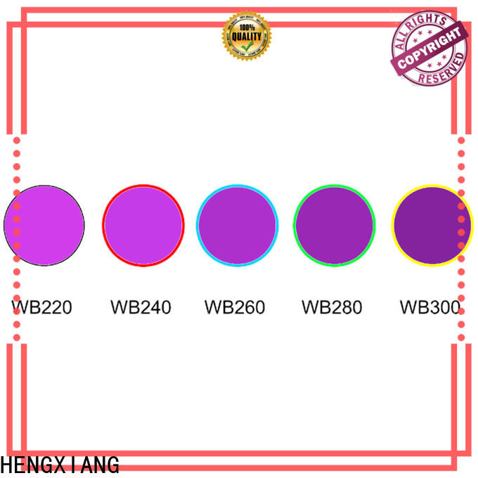 real colored glass light filters manufacturer for industrial
