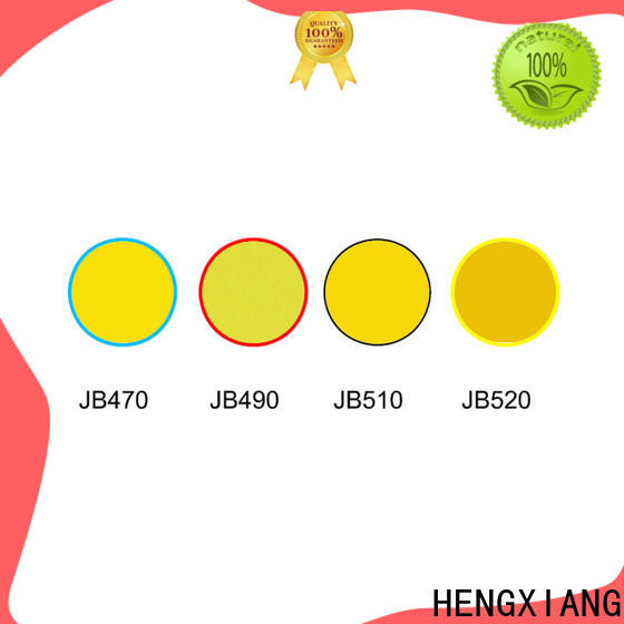 HENGXIANG creative colored lens filters manufacturer for UV or IR detection system