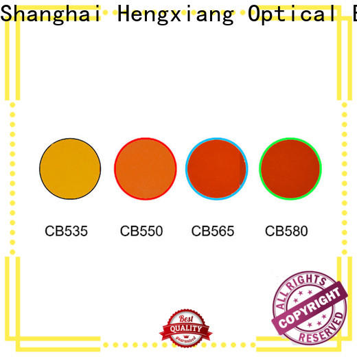 HENGXIANG precise light color filters series for industrial