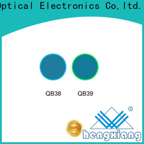 professional color glass filter series for medical