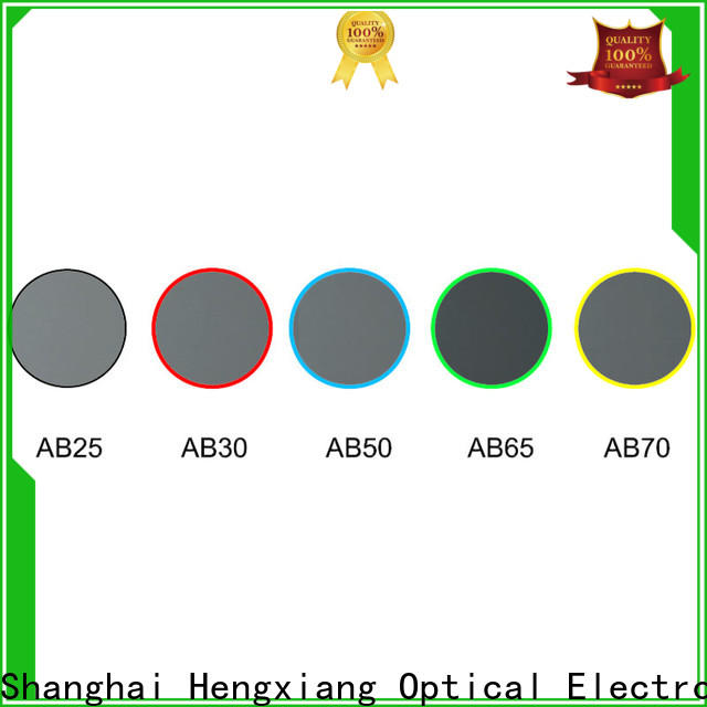 creative optical colored glass filters wholesale for chemistry