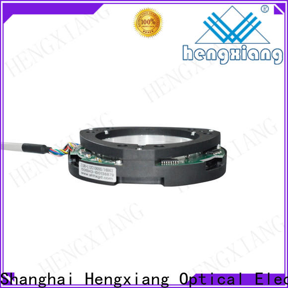 HENGXIANG non-bearing encoder factory direct supply for paper mills