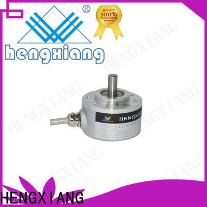 HENGXIANG high resolution encoders optical series for weapons systems