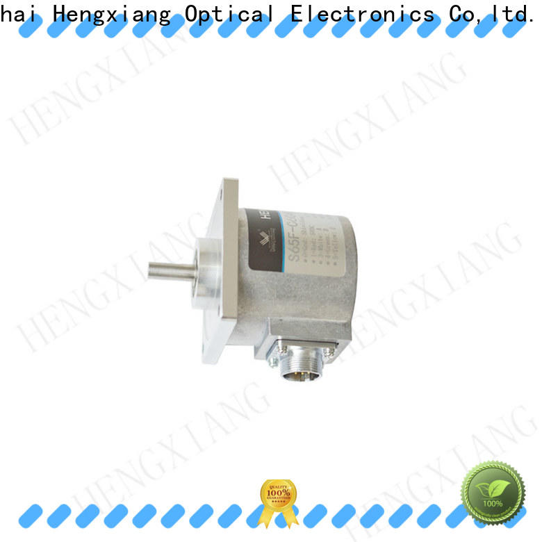 HENGXIANG high resolution optical rotary encoder series for telescopes