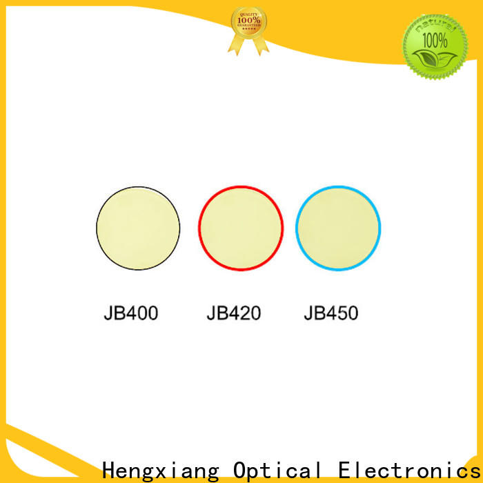 professional colored filters factory direct supply for medical