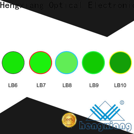 HENGXIANG light color filters with good price for industrial
