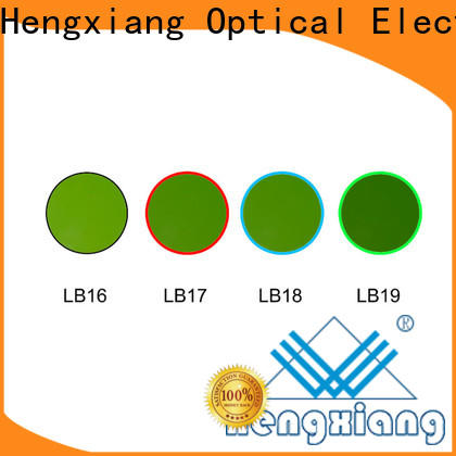 HENGXIANG optical filter glass wholesale for optical instruments