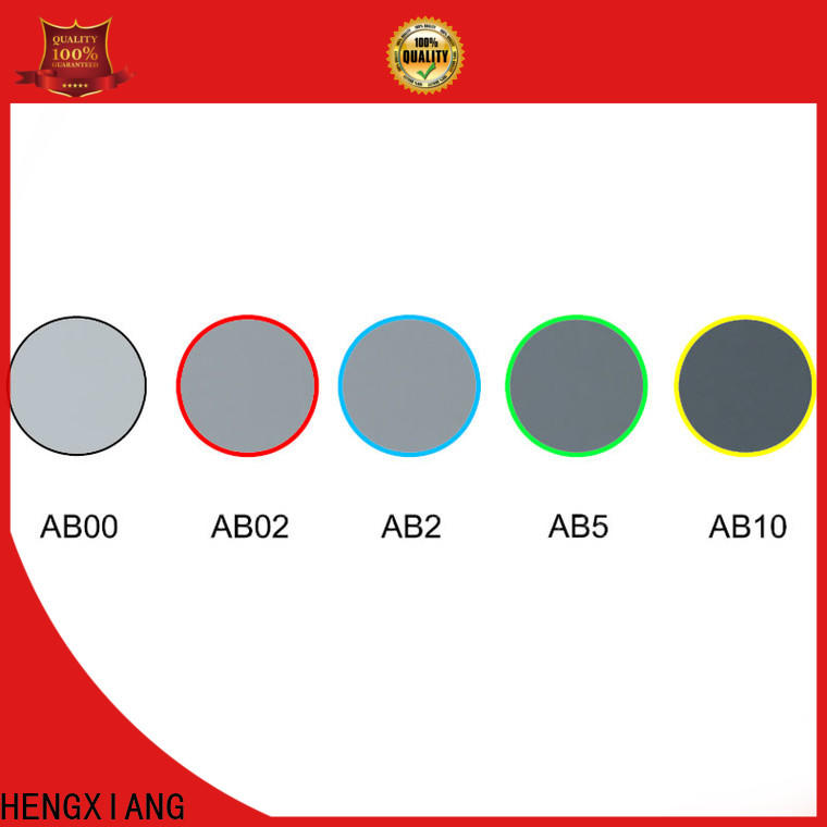 HENGXIANG optical filter glass supplier for cameras