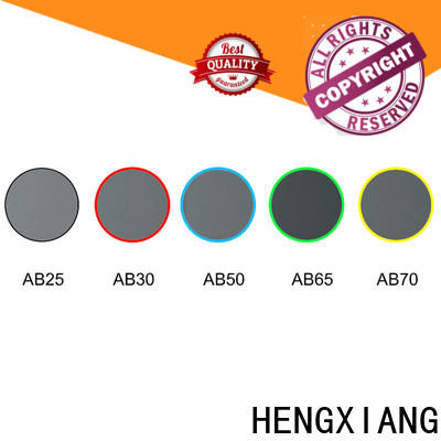 HENGXIANG precise glass color filters for lights series for industrial
