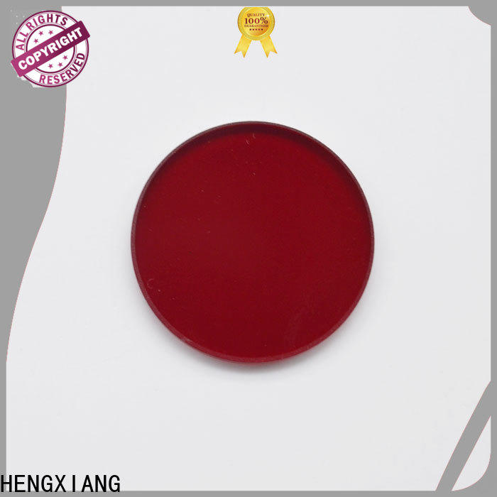 HENGXIANG glass color filters directly sale for educational materials