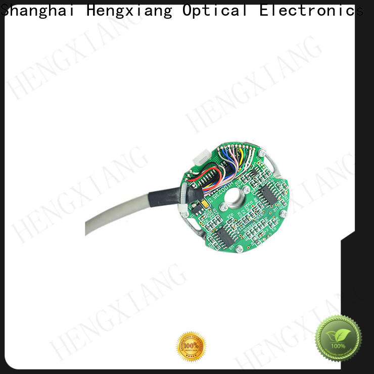 HENGXIANG top ultra thin rotary encoder with good price for photographic lenses