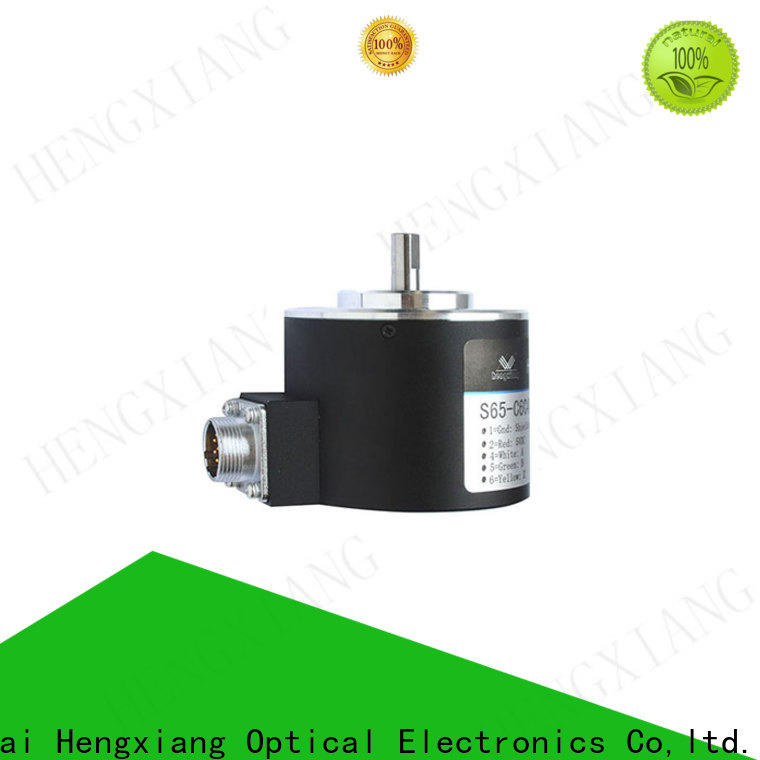 HENGXIANG new high resolution optical encoder directly sale for cameras
