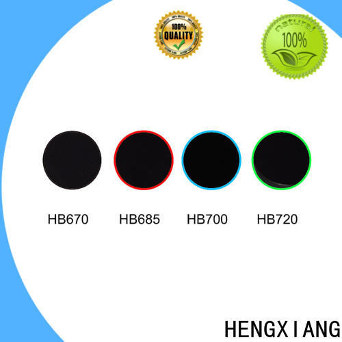 real color glass filter with good price for UV or IR detection system