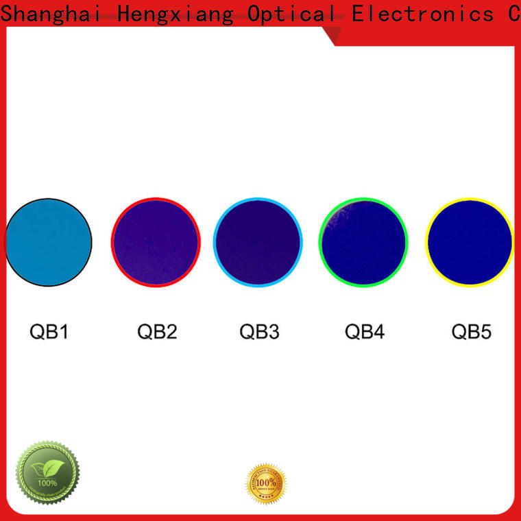 HENGXIANG colored filters directly sale for chemistry
