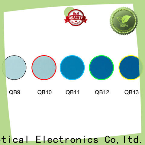 HENGXIANG optical colored glass filters wholesale for optical instruments