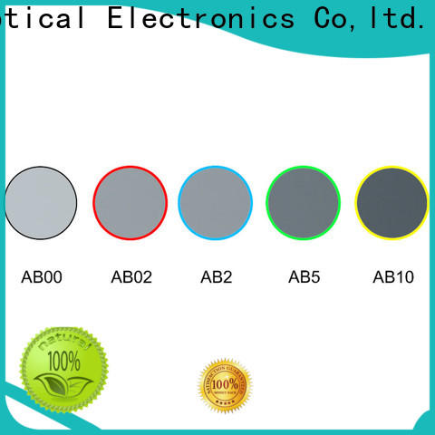 excellent colored glass light filters manufacturer for chemistry