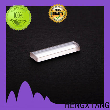 HENGXIANG professional cylindrical lens directly sale for spectroscopy