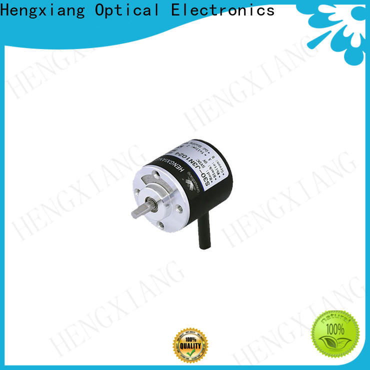 HENGXIANG top rotary encoder manufacturers supply for industrial controls