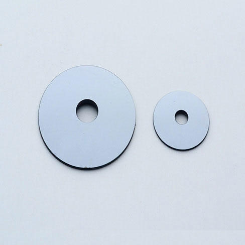 High Quality Best Price Silicon Material(Substrate)-Round plate w/aperture