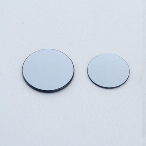 High Quality Best Price Silicon Material(Blank Substrate)--Flat Round plate
