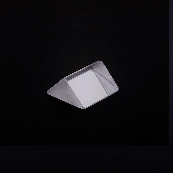 High Quality Hot Selling Optical Triangular Prism Lens  triangular glass 30*30*150mm