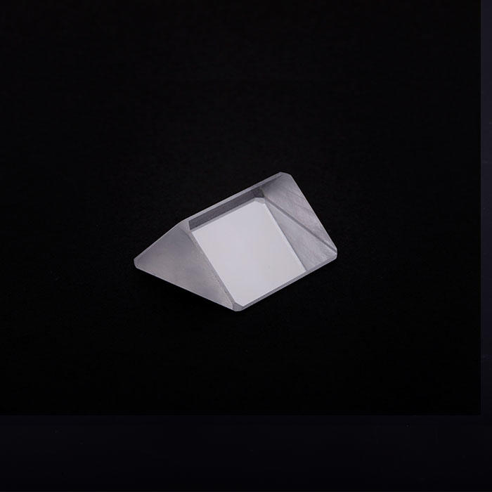 High Quality Hot Selling Optical Triangular Prism Lens  triangular glass 30*30*150mm