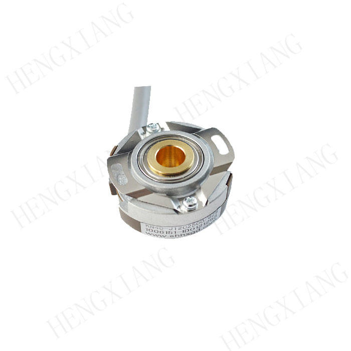 KN40 rotary encoder Through hole rotary encoder extra thin thickness 20mm customizable encoder 1024ppr glass scale encoder