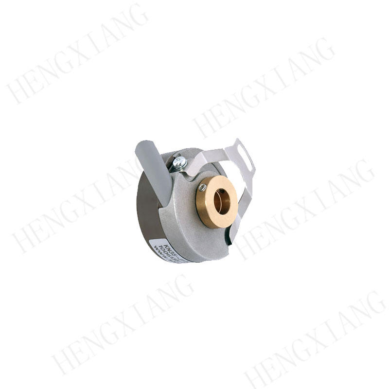Hole Shaft Dc Motor With Encoder KN35 / Small Volume Industrial Rotary Encoder