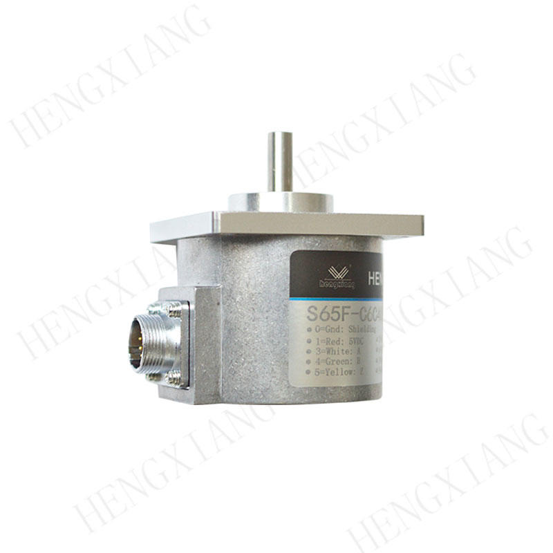 Flange encoder S65F incremenal encoder mounting 52.5*52.4 1024 TTL output for machine