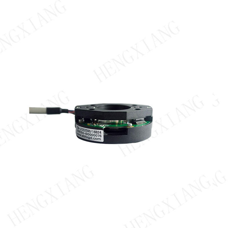 Z58 Robot Encoder Bearingless encoder 58mm thickness 15mm incremental rotary encoder with flexible flat cable TTL output stepper encoder