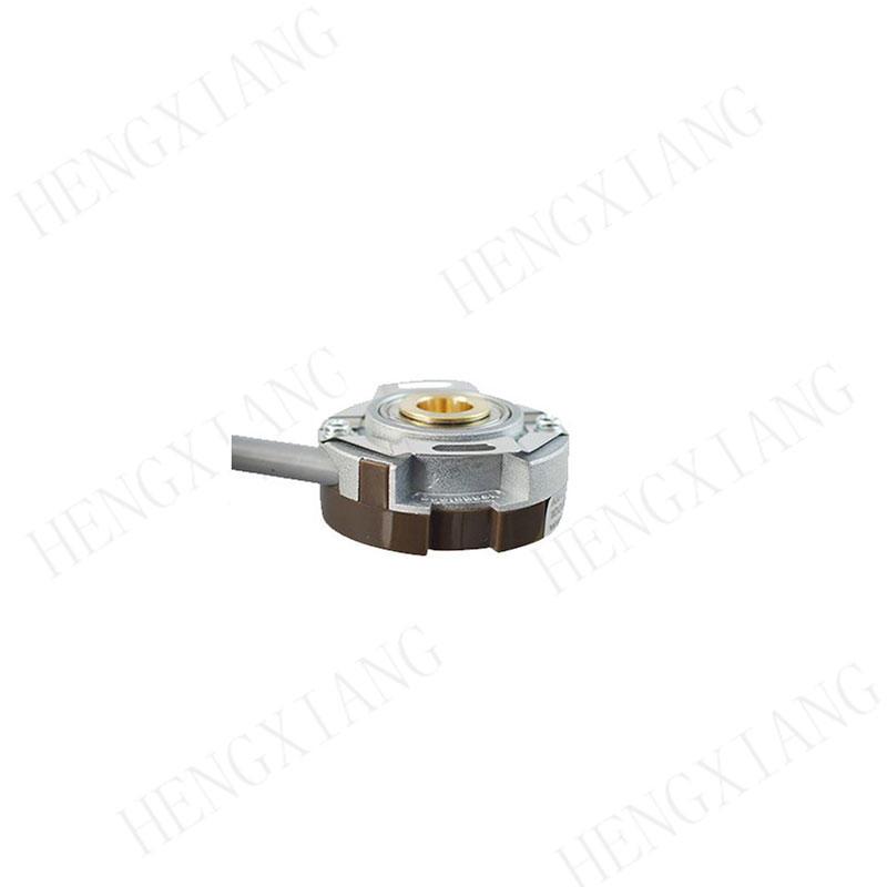 KN40 servo motor encoder outer diameter 40mm thickness 20mm through hole 6mm/8mm/9/10mm 1000ppr-20000ppr hollow encoder QR145-05/05-1000-6-01-T3-01-0