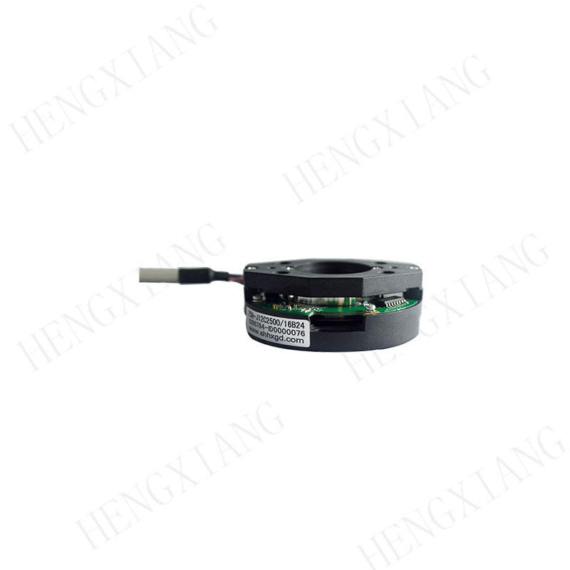 Z58 servo motor encoder industrial encoder radial cable 300mm 300KHZ frequency thickness 15mm max 10000 pulse light weight 85g customized encoder