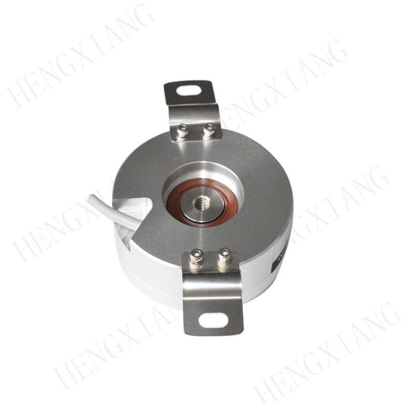 K80 Hollow Shaft Encoder Conventional encoder totem pole output blind hole shaft 10.5mm/12mm endless hole encoder position sensor encoder