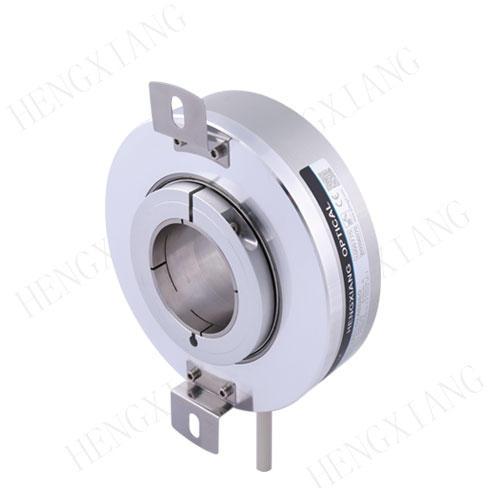 K130 rotary encoder circuit TTL/HTL 5-30V straight hole shaft 48mm 55mm 60mm potentiometer encoder 32768ppr 65536ppr