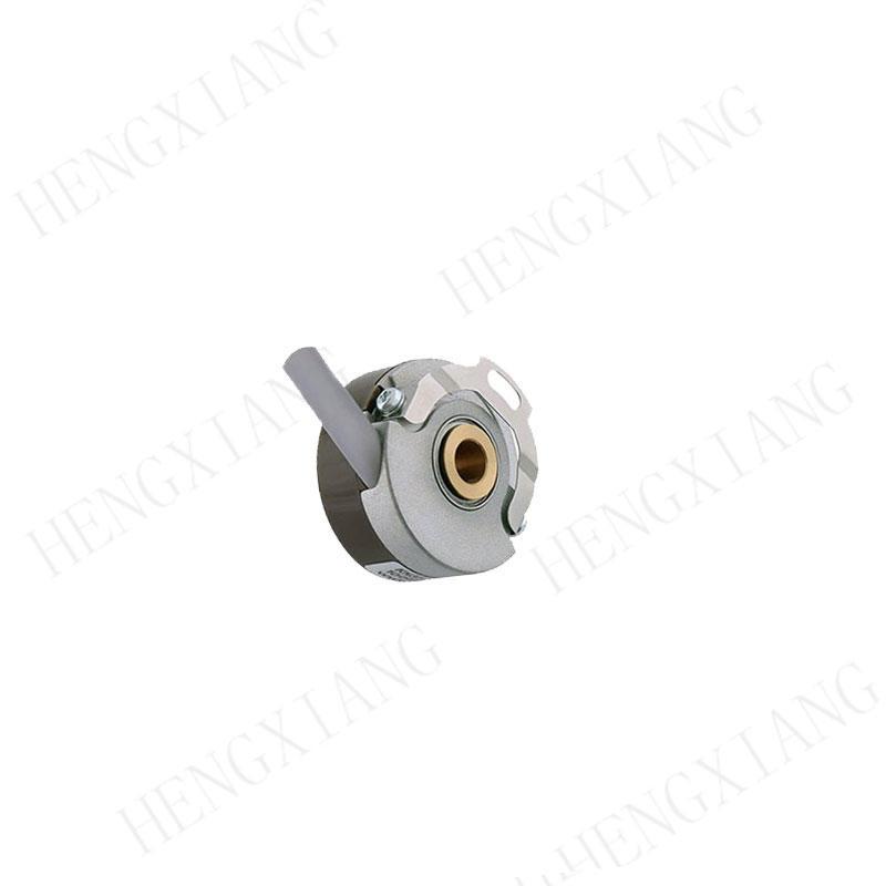 KN35 rotary encoder Ultra-thin 18mm quadrature mini encoder taper hole shaft cone shaft 7mm motor encoder