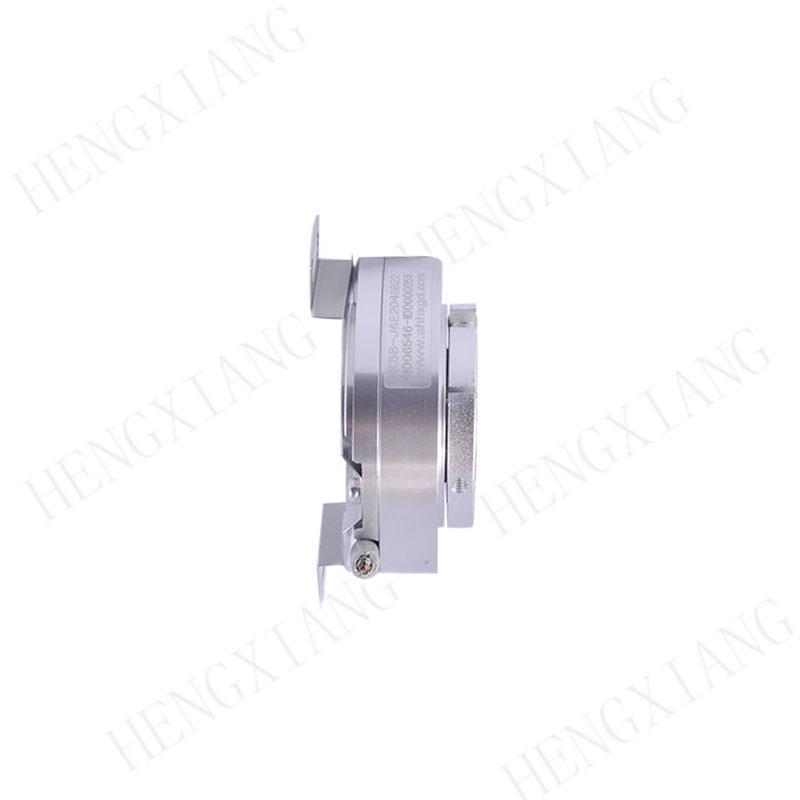 k58 rotary encoder incremental encoder price ABZUVW singal 15-cord cable through hole 15-22mm servo motor encoder